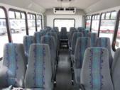2016 Goshen Coach Ford 25 Passenger Shuttle Bus Side exterior-08800-6
