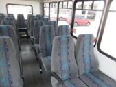 2016 Goshen Coach Ford 25 Passenger Shuttle Bus Front exterior-08800-7