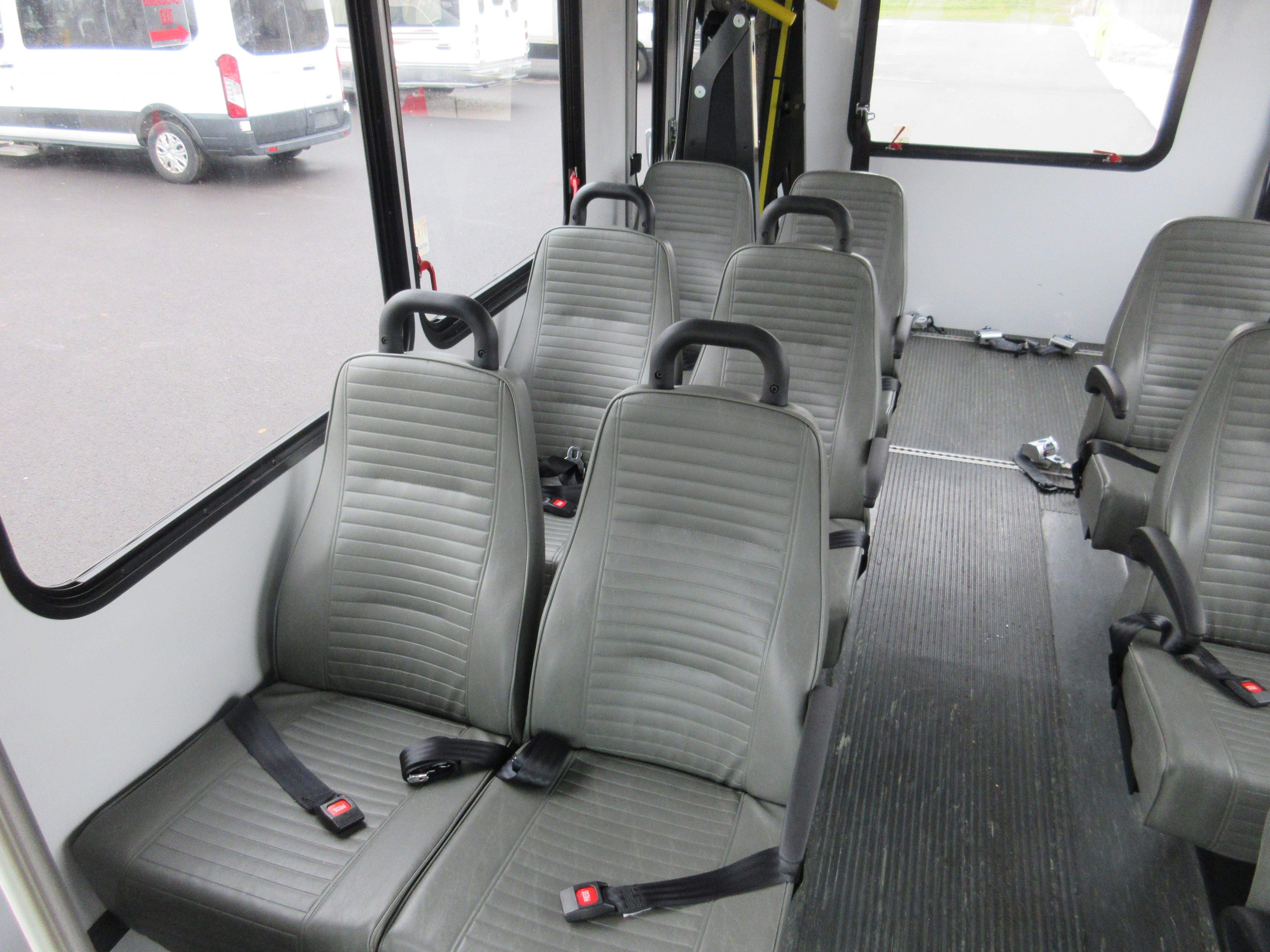 2016 Goshen Coach Ford 12 Passengers And 2 Wheelchairs