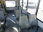 2012 Goshen Coach Chevrolet 9 Passenger and 1 Wheelchair Shuttle Bus Interior-09126-9