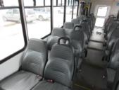 2016 Startrans Ford 24 Passenger and 2 Wheelchair Shuttle Bus Interior-09183-10