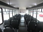 2016 Startrans Ford 24 Passenger and 2 Wheelchair Shuttle Bus Interior-09183-16