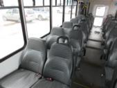 2016 Startrans Ford 24 Passenger and 2 Wheelchair Shuttle Bus Interior-09184-10