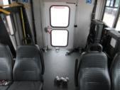 2016 Startrans Ford 24 Passenger and 2 Wheelchair Shuttle Bus Interior-09184-14
