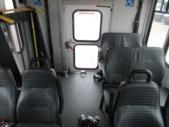 2016 Startrans Ford 24 Passenger and 2 Wheelchair Shuttle Bus Interior-09184-15