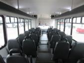 2016 Startrans Ford 24 Passenger and 2 Wheelchair Shuttle Bus Interior-09184-16
