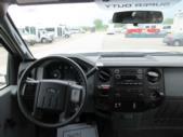 2016 Startrans Ford 24 Passenger and 2 Wheelchair Shuttle Bus Interior-09184-18