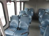 2016 Diamond Coach Ford E350 14 Passenger Shuttle Bus Interior-09278-10