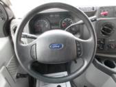 2016 Diamond Coach Ford E350 14 Passenger Shuttle Bus Interior-09278-17