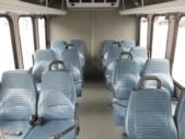 2016 Diamond Coach Ford E350 14 Passenger Shuttle Bus Rear exterior-09278-8