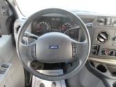 2017 Turtle Top Ford E350 14 Passenger Shuttle Bus Interior-09326-13