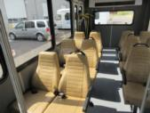 2017 World Trans Ford E350 12 Passenger and 2 Wheelchair Shuttle Bus Interior-09451-10