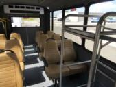 2017 World Trans Ford E350 12 Passenger and 2 Wheelchair Shuttle Bus Interior-09451-9