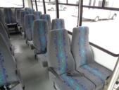 2019 Elkhart Coach Ford E450 25 Passenger Shuttle Bus Rear exterior-09529-8
