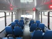 2017 Elkhart Coach Ford E450 18 Passenger and 2 Wheelchair Shuttle Bus Interior-09530-14