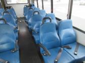 2017 Elkhart Coach Ford E450 18 Passenger and 2 Wheelchair Shuttle Bus Interior-09530-9