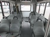 2017 Goshen Coach Ford E350 12 Passenger and 2 Wheelchair Shuttle Bus Side exterior-09533-6