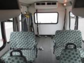 2008 Turtle Top Ford E450 8 Passenger and 4 Wheelchair Shuttle Bus Interior-09541-10
