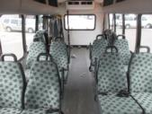 2008 Turtle Top Ford E450 8 Passenger and 4 Wheelchair Shuttle Bus Side exterior-09541-6