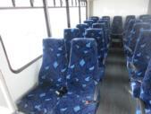 2016 Goshen Coach Ford E450 25 Passenger Shuttle Bus Interior-09669-9