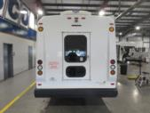 2016 ElDorado Ford E450 6 Passenger and 4 Wheelchair Shuttle Bus Side exterior-09674-5