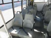 2017 Elkhart Coach Ford E450 16 Passenger and 2 Wheelchair Shuttle Bus Interior-09716-10