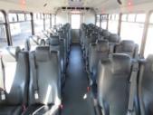 2015 Glaval Ford F550 30 Passenger Shuttle Bus Side exterior-09725-5