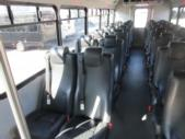 2015 Glaval Ford F550 30 Passenger Shuttle Bus Front exterior-09725-7