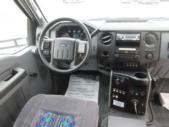 2015 Glaval Ford F550 29 Passenger Shuttle Bus Interior-09765-15