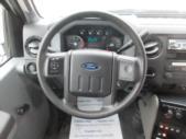 2015 Glaval Ford F550 29 Passenger Shuttle Bus Interior-09765-16