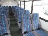 2015 Glaval Ford F550 29 Passenger Shuttle Bus Rear exterior-09765-8