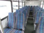 2015 Glaval Ford F550 29 Passenger Shuttle Bus Interior-09765-9