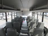 2016 Starcraft Ford F550 33 Passenger Shuttle Bus Interior-09766-13
