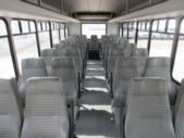 2016 Starcraft Ford F550 33 Passenger Shuttle Bus Side exterior-09766-6