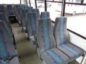 2018 Elkhart Coach Chevrolet 25 Passenger Shuttle Bus Rear exterior-09792-8