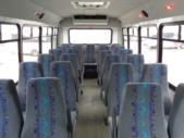 2018 Elkhart Coach Chevrolet 25 Passenger Shuttle Bus Front exterior-09793-7