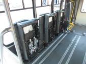 2016 Starcraft Ford E350 0 Passenger and 6 Wheelchair Shuttle Bus Interior-09894-10