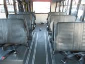 2016 Starcraft Ford E350 0 Passenger and 6 Wheelchair Shuttle Bus Interior-09894-11
