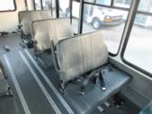 2016 Starcraft Ford E350 0 Passenger and 6 Wheelchair Shuttle Bus Interior-09894-12