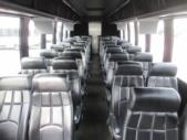 2016 Coachworks Freightliner 42 Passenger Shuttle Bus Side exterior-09900-6