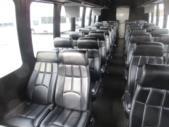 2016 Coachworks Freightliner 42 Passenger Shuttle Bus Rear exterior-09900-8