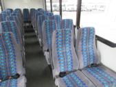 2016 Glaval Ford F550 29 Passenger Shuttle Bus Rear exterior-09953-8