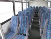 2016 Glaval Ford F550 29 Passenger Shuttle Bus Interior-09953-9