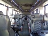 2016 Grech Motors Freightliner 50 Passenger Shuttle Bus Rear exterior-09955-8