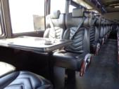2016 Grech Motors Freightliner 50 Passenger Shuttle Bus Interior-09955-9
