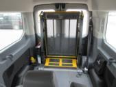 2018 Transit Ford 4 Passenger and 1 Wheelchair Van Interior-U10013-10