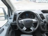2018 Transit Ford 4 Passenger and 1 Wheelchair Van Interior-U10013-13