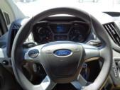 2017 Battisti Customs Ford Transit 14 Passenger Luxury Bus Interior-U10028-17