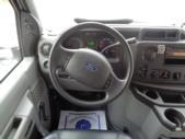 2017 StarTrans Ford 28 Passenger Shuttle Bus Interior-U10032-14
