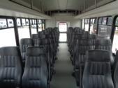 2017 StarTrans Ford 28 Passenger Shuttle Bus Side exterior-U10032-6